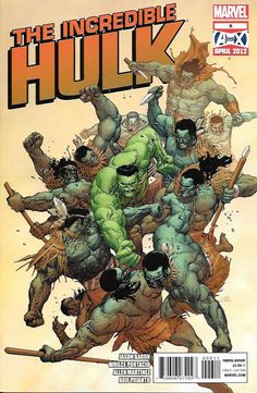 Hulk vs. Banner!..Written by Jason Aaron , Art Whilce Portacio And Cover Leinil Francis Yu, What Dark Price Did Hulk Pay To Separate Himself From Banner, And How Far Will He Go To Keep It That Way? Hu