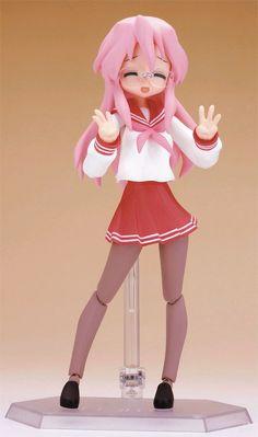 Buy Action Figure - Lucky Star Action Figure - Figma Miyuki Takara Winter School Uniform - Archonia.com