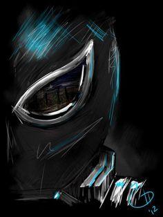 Eyes of Agent Venom