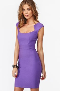 Jagged Edges Dress. pretty for Easter...