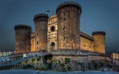 Castel Nuovo, Naples, Italy by Alex Galenko on 500px