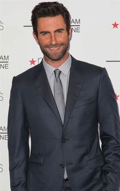 Suit Up! My favorite look...The Man's Not Bad Either!!