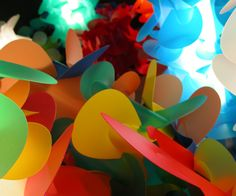 Ciclada by miGUEL HERRANZ for Manufacturas Celda - 2000 #light #colour #orderedchaos #design