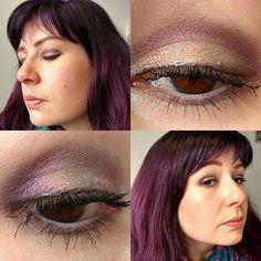 #eyesoftheday mit #moonshinemineralmakeup #oktober auf dem beweglichem Lid und #saturn in der Lidfalte. Als Base trage ich einen dunkelgrauen #kiko #longlastingstick in 33 #moonshinebeauty #moonshine #kikomilano #kikocosmetics #eyes #eyemakeup #eotd #amu #augenmakeup #face #faceoftheday #fotd #selfie #selfies #me #itsme