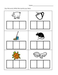 math worksheet : 1000 images about cvc words on pinterest  word families cut and  : Kindergarten Cvc Worksheets