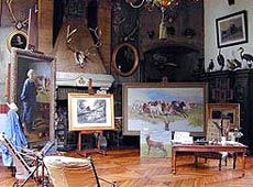 Rosa Bonheur studio