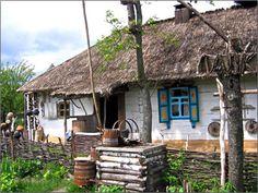 Ukrainian cottage