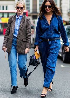 The 27 Most Pinnable Street Style Looks From London Fashion Week via @WhoWhatWearUK