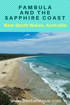Pambula on the New South Wales Sapphire Coast is one of Australia's hidden gems. Read on to discover what you can do in this amazing part of Australia.