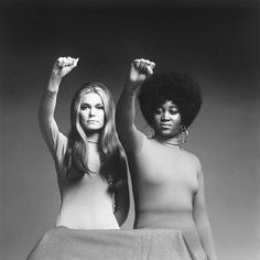 Feminist writer and activist Gloria Steinem has been a powerful voice for the womens rights movement since the 1960s. Dorothy Pitman Hughes organized the first shelter for battered women in New York City. #InternationalWomensDay  via COMPLEX MAGAZINE OFFICIAL INSTAGRAM - Fashion Campaigns  Culture  Advertising  Editorial Photography  Magazine Cover Designs  Supermodels  Runway Models