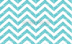 Crystal Clear Chevron designed by Yenty Jap, vector download available on patterndesigns.com Surface Pattern Design, Vector Pattern, Chevron, Waves, Turquoise, Quilts, Patterns, Crystals, Abstract