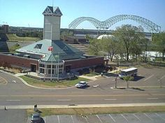 mud island, memphis tn- i used to live in memphis when i was little, i would love to go back