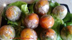 W kuchennym oknie Ewy: Galareta drobiowa w kształcie jajek