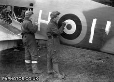World War Two - Womens Auxiliary Air Force - 1941