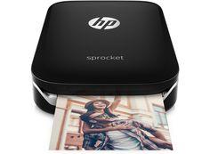 Imprimante photo HP Sprocket - noir - HP Store France