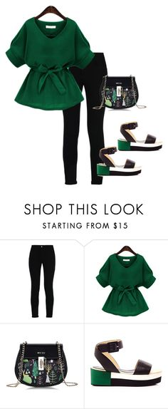 """Lucky number Sleven"" by naughty-1 on Polyvore featuring STELLA McCARTNEY and Palomitas by Paloma Barceló"