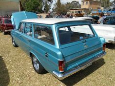 1964 Holden EH Premier Wagon Car Facts, Australian Cars, Station Wagon, Rear Seat, Car Car, Cars And Motorcycles, Cool Cars, Old School, Classic Cars