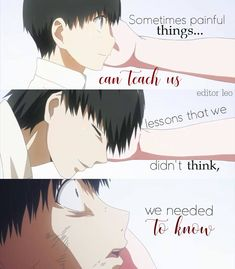 Anime:Tokyo Ghoul Anime D, Anime Life, Dark Anime, Dark Quotes, New Quotes, True Quotes, Depressing Quotes, Lonely Quotes, Smile Quotes