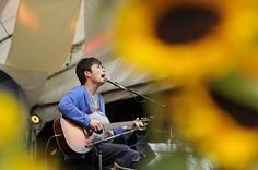 Gen Hoshino@Fuji Rock Festival(2011.07.30)