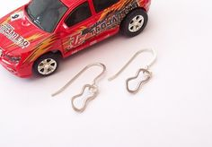 Rally Track Earrings £15.00