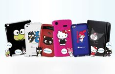 Hello Kitty Gadget Accessories
