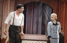 Evita on Broadway: Tony Awards 2012    Photo by Landov/CBS