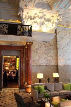 The London Edition Hotel #londres #hotel #london #travelblog #blog #blogvoyage #voyage #travel #interior #decor #classy #decoration #design #designhotel Edition Hotel, London, Interior, Blog, Design, Travel, Home Decor, Viajes, Decoration Home
