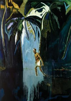 Peter Doig Timeline − Peter Doig − Exhibitions − What's On − National Galleries of Scotland
