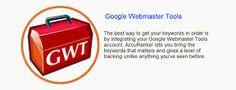 Webmaster Tools, Keyword Ranking, Website Ranking, Successful Online Businesses, Seo, Track, Marketing, Google