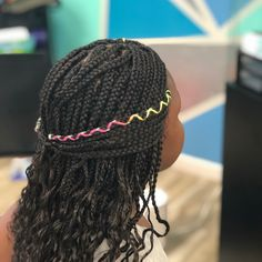 Braids are always attractive and appear beautiful. But styling your hair with one or two braids seems banal. And kids always love style and beauty in their… Black Kids Braids Hairstyles, Tree Braids Hairstyles, Childrens Hairstyles, Little Boy Hairstyles, Braids For Black Hair, African Hairstyles, Hairstyles Haircuts, Kids Hairstyle, Natural Hairstyles