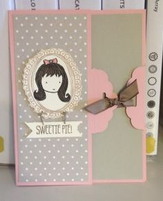 Sweetie Pie, Sweetie Pie Frames - SU - Photopolymer stamp sets