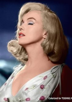 Marilyn/ Beautiful picture