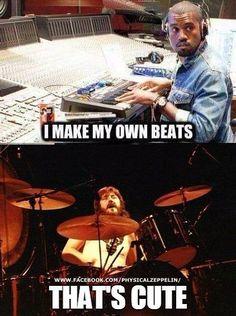 John Bonham / Led Zeppelin
