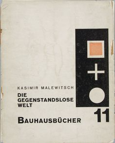 Bauhausbucher 11 Malewitsch