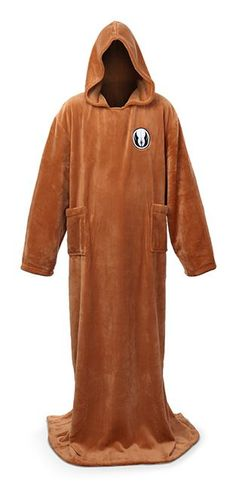 Star Wars Jedi Robe Sleeved Blanket $19.99