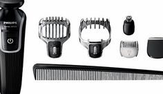 Philips QG3342/23 Series 3000 6-in-1 Waterproof Mens Grooming Kit (Beard/Stubble Trimmer/Hair Clipper) No description (Barcode EAN = 5055528558781). http://www.comparestoreprices.co.uk/december-2016-week-1/philips-qg3342-23-series-3000-6-in-1-waterproof-mens-grooming-kit-beard-stubble-trimmer-hair-clipper-.asp