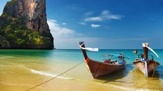 Andaman Tour Packages - Get best offers on andaman nicobar package at Thomas Cook India. Book andaman packages & get amazing deals on andaman tour package cost. Railay Beach Thailand, Khao Lak Beach, Phuket Thailand, Natur Wallpaper, Beach Wallpaper, Thailand Wallpaper, Uhd Wallpaper, Playa Railay, Bangkok