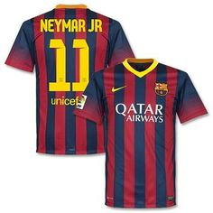 football shirts nike 13 14 barcelona home authentic shirt sergio 16 f6154bb226c23