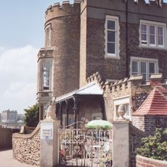 Bleak House, former home of Charles Dickens, Broadstairs, Kent. Great Places, Places Ive Been, Broadstairs Kent, Bleak House, Old Mansions, Travel Uk, Travel England, East Sussex, British Isles