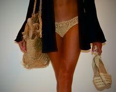 Bikini espadrilles Ibiza