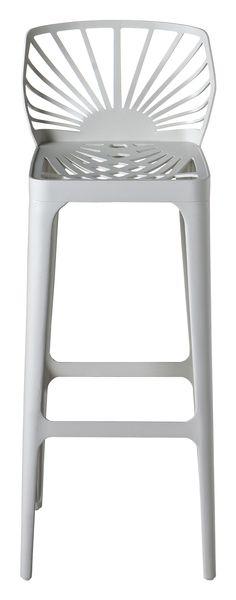Sunrise High stool - H 76 cm