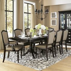 Found it at Wayfair - Donohoe Extendable Dining Table