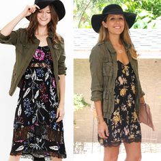 J's Everyday Fashion provides outfit ideas, budget fashion, shopping on a budget, personal style inspiration, and tips on what to wear. Spring Summer Fashion, Spring Outfits, Beach Outfits, Spring Style, Spring 2016, Kourtney Kardashian, Js Everyday Fashion, Olive Jacket, Budget Fashion