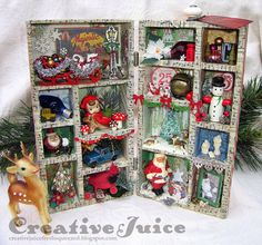 This project has been a long time in the making! I have wanted to make a Christmas themed Configurations Box for the past two years or so. I...