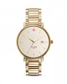 kate spade new york Gramercy Grand Bracelet Watch