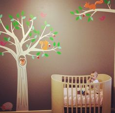 Enchanted Woodland Nursery