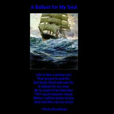 Inspirational Poems, Stormy Sea, Heaven, Life, Sky, Heavens, Paradise