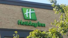 Holiday Inn Exterior Sign #hotel #sign #exterior #signage #green #fabricated #illuminated Hotel Signage, Exterior Signage, Holiday, Green, Projects, Home Decor, Log Projects, Vacations, Blue Prints