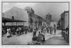 Vecchio mercato di Termoli ...