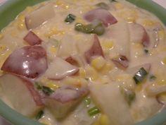 Tina's Corn Chowder